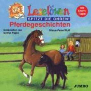 Leselöwen: Pferdegeschichten