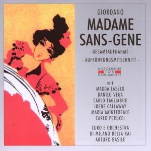 Madame Sans-Gene (GA)