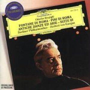 Pini Di Roma/Quintett/Adagio