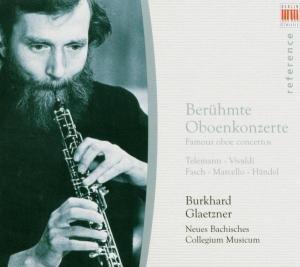 Berühmte Oboenkonzerte