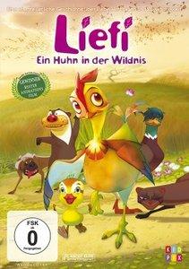 Liefi-Ein Huhn in der Wildnis