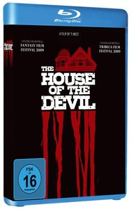The House of the Devil (Blu-Ra
