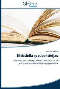 Klebsiella spp. bakterijas