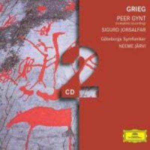 Peer Gynt op.23/Sigurd Jorsalfar (GA)