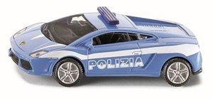 SIKU 1405 - Lamborghini Gallardo: Polizei
