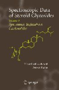 Spectroscopic Data of Steroid Glycosides: Spirostanes, Bufanolid