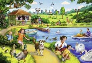 Ravensburger 088928 - Freizeitspaß im Park