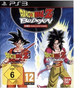 Dragonball Z - Budokai (HD Collection)