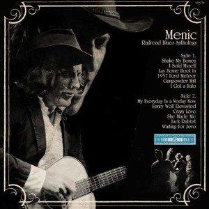 Railroad Blues Anthology (LP+CD)