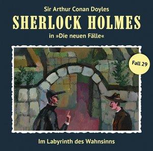 Im Labyrinth Des Wahnsinns (Neue Fälle 29) (2LP)