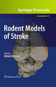 Rodent Models of Stroke