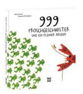 999 Froschgeschwister und ein kleiner Bruder