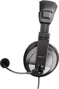 Speedlink THEBE Stereo Headset - USB, schwarz