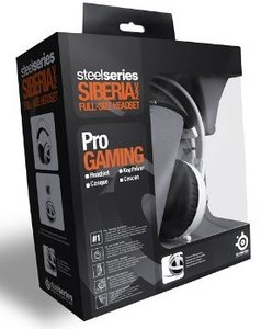 SteelSeries Gaming Headset Siberia V2 Full-Size Headset - weiß