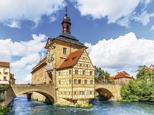 Rathaus, Bamberg 300/500 T. Erw.puzzles