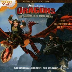 Dragons - Die Wächter von Berk 13. Die Feuerwurm-Insel