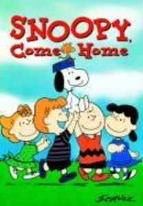 Peanuts - Snoopy, come home