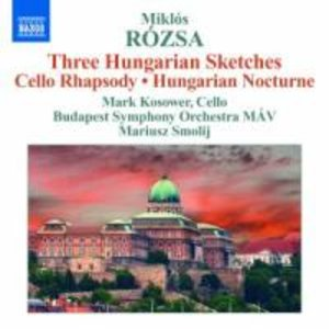 Three Hungarian Sketches