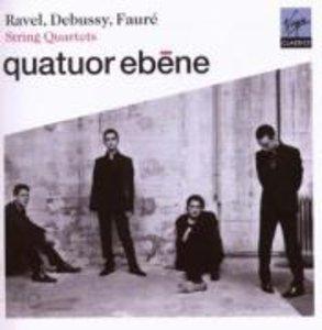 Französische Streichquartette