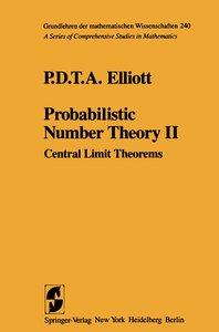 Probabilistic Number Theory II