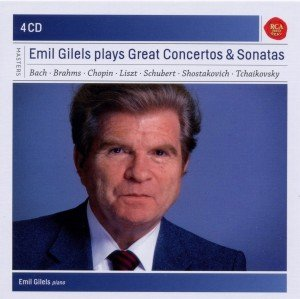 Emil Gilels plays Concertos and Sonatas