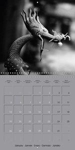 Charm of China (Wall Calendar 2015 300 × 300 mm Square)