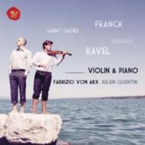 French Album-Works For Violin & Piano