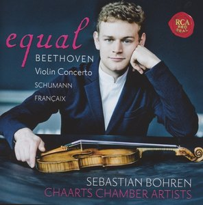 equal-Violin Concerto/Fantasia/Nonetto