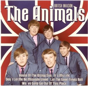 The Animals-British Invasion
