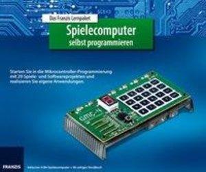 Spielecomputer selbst programmieren, Lernpaket, Bauteile für 4-B
