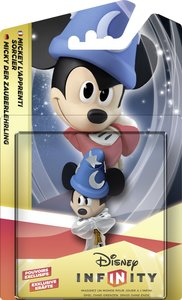 Disney INFINITY - Figur Single Pack - Crystal Mickey Mouse