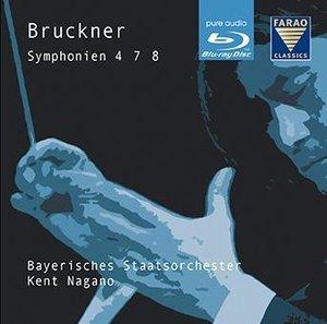 Anton Bruckner: Symphonien 4 7 8