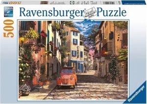 Im Herzen Südfrankreichs. Puzzle 500 Teile