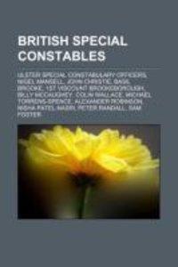 British special constables