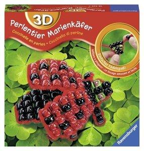 Perlentier Marienkäfer