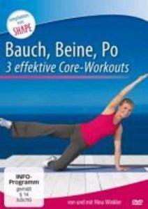 Bauch, Beine, Po - 3 intensive Core-Workouts