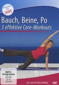 Bauch, Beine, Po - 3 intensive Core-Workouts