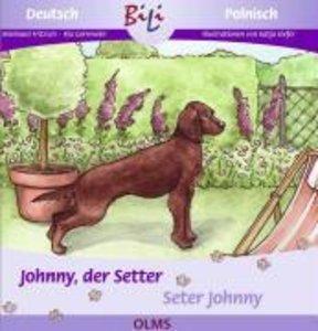 Johnny, der Setter /Seter Johnny