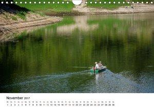 Unterwegs im Morvan (Wandkalender 2017 DIN A4 quer)