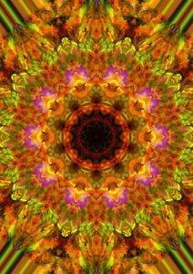 Mandala - Esoterics & Meditation (Poster Book DIN A3 Portrait)