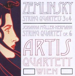 Zemlinsky Sting Quart.3+4