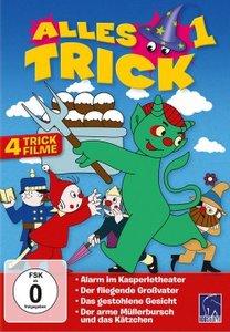 Alles Trick 1. (4 x Zeichentrickspass)