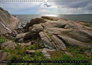 FINNLAND - Traumhafte Landschaften (Wandkalender 2016 DIN A3 que