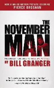 November Man. Movie Tie-In