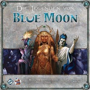 Heidelberger HE566 - Die Legenden von Blue Moon, Kartenspiel