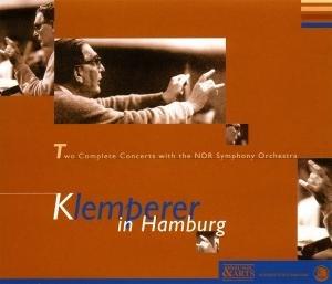 Klemperer In Hamburg-2 Komplette Konzerte