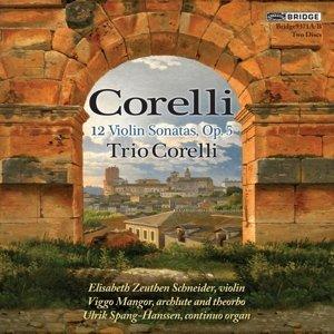 Corelli: Violin Sonatas,op.5 (complete)