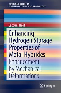 Hydrogen Storage Properties of Metal Hybrides