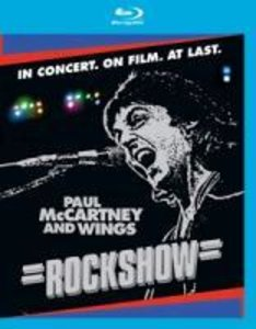 Rockshow-In Concert.On Film.At Last