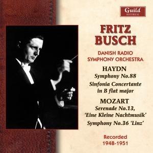 Busch Dirigiert Haydn/Mozart
